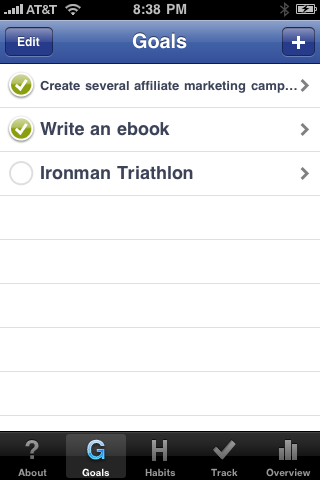 "Want to know the key to success? Be ""SMART"" when setting goals. An iphone app that will make your iPhone - a ""SMART"" Phone!"