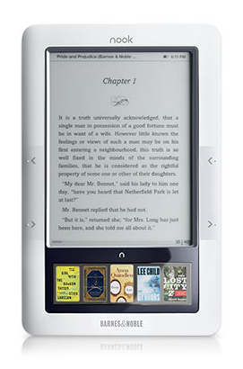 For the WiFi version it is only $149. For WiFi+3G it is $199. And I paid $259 when I first got my Nook!