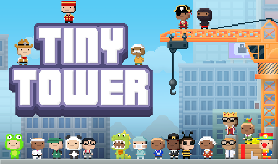 Tiny Tower Tips If you're one of those who have got caught in the Tiny Tower app addiction… here are some helpful tips